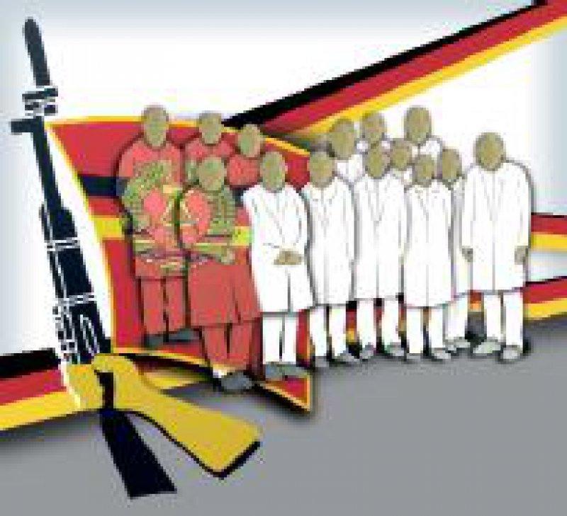 Mit der Titelgeschichte in Heft 48/2004 startete das DÄ seine Serie über die Verflechtungen von Ärzten mit der Staatssicherheit der DDR.