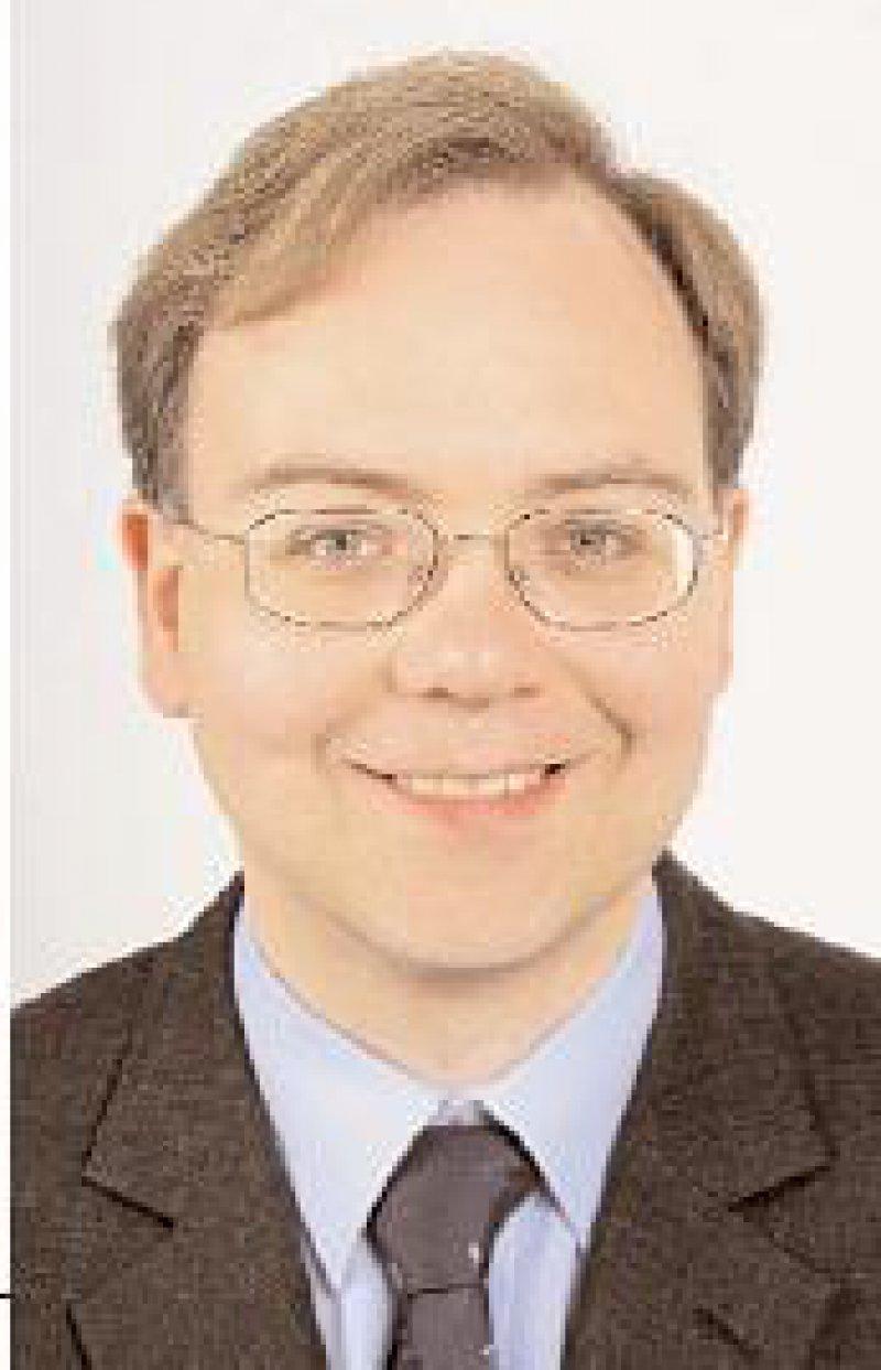 Dr. phil. Christoph Kröger arbeitet an der Christoph-Dornier-Stiftung für Klinische Psychologie der Technischen Universität zu Braunschweig. Foto: privat