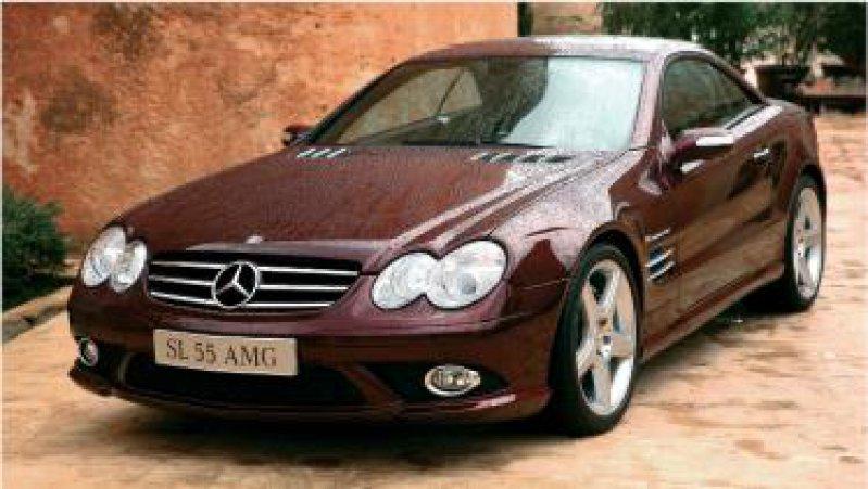 Erneut alle Anlagen für einen Klassiker: Der neue Mercedes SL lässt die Legende weiterleben. Foto: Marc Seidel