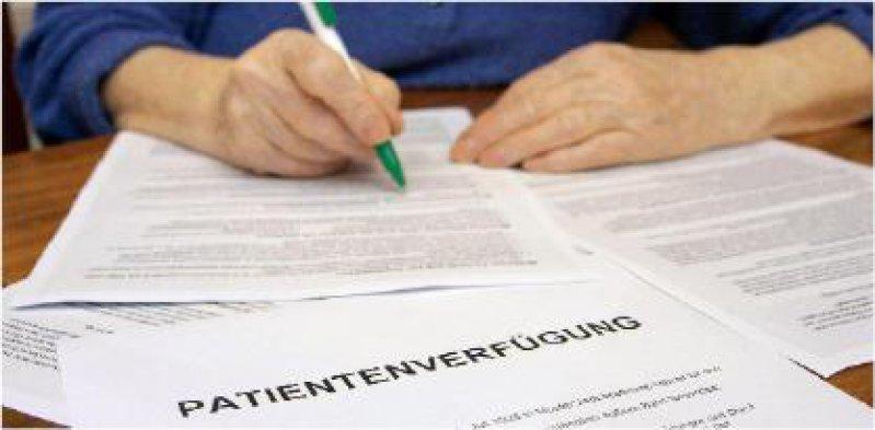 Der Juristentag appellierte an den Gesetzgeber, dem Willen des Patienten mehr Gewicht zu verleihen. Foto: KEYSTONE