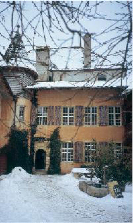 Teestube im Haus des Priors Fotos: Renate V. Scheiper