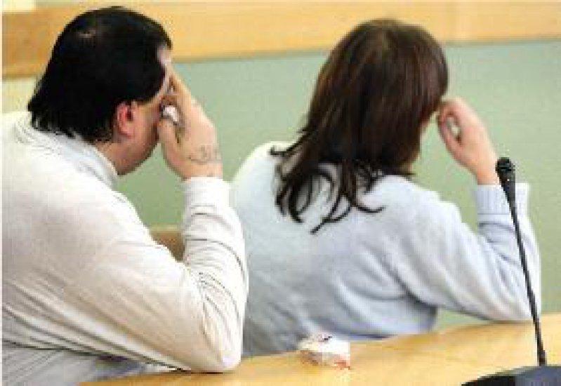 Die Eltern des an körperlicher Schwäche verstorbenen Dennis wurden am 20. Februar vom Landgericht Cottbus wegen Mordes in Tateinheit mit Misshandlung zu lebenslanger Haft verurteilt. Foto: ddp