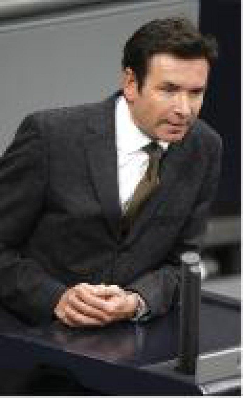 Roger Kusch (CDU): Umstrittener Vorstoß zur aktiven Sterbehilfe Foto: ddp