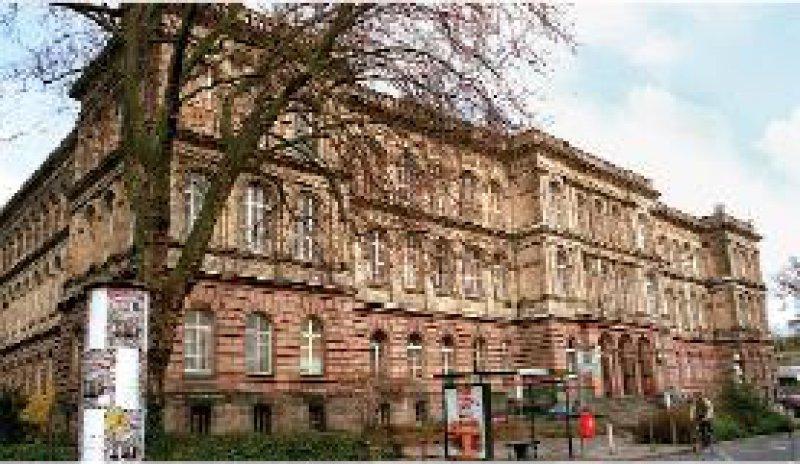 """Zu den sicheren Anwärtern auf den Titel """"Spitzenuniversität"""" gehört nach Ansicht des Wissenschaftsrates die RWTH Aachen. Foto: dpa"""