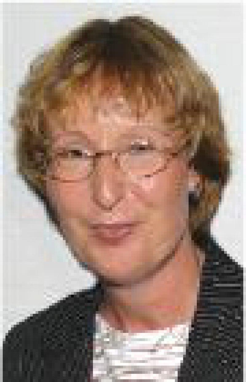 Martina Wenker Foto: Ärztekammer Niedersachsen