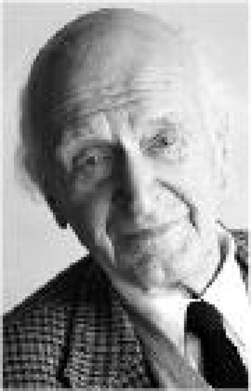 Hans Keilson Foto: Jürgen Bauer