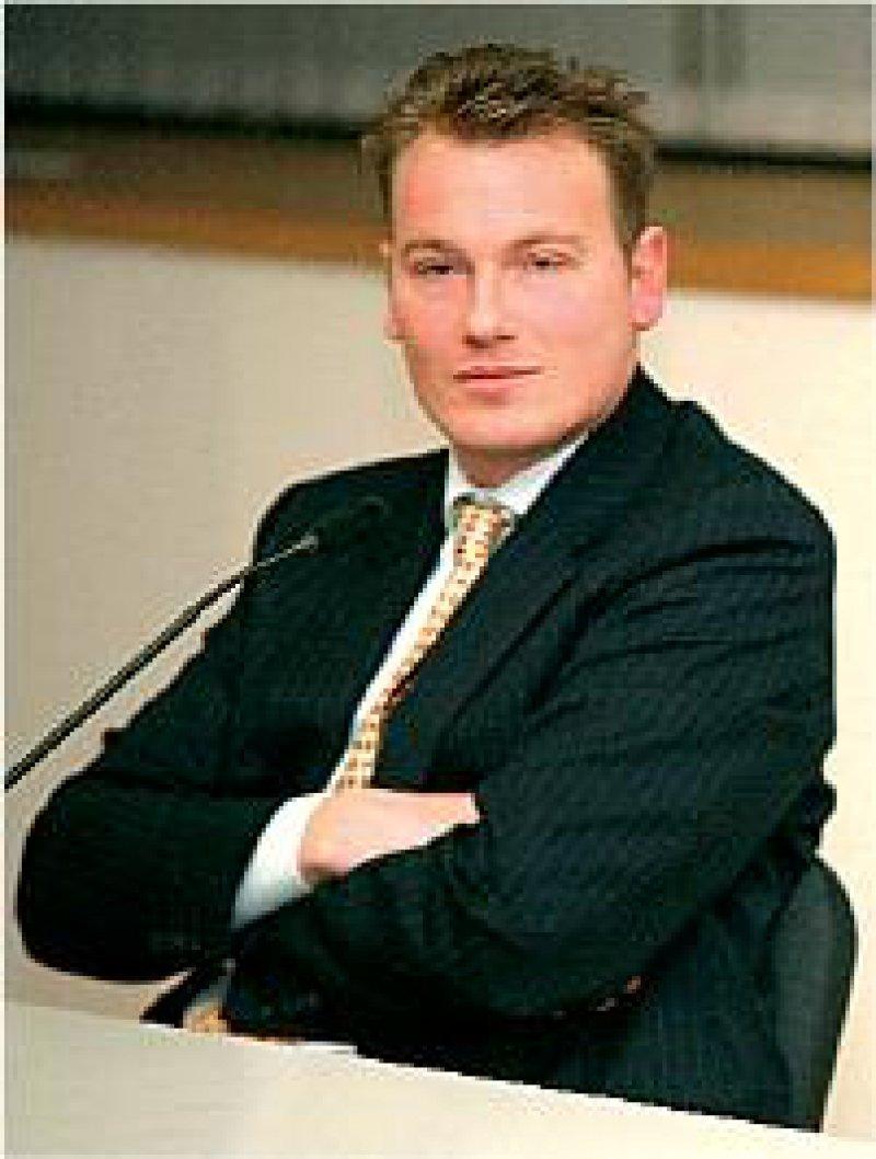 Dr. Pieter Hasekamp vom niederländischen Gesundheitsministerium hält sich mit Ratschlägen für Deutschland zurück. Foto: BMC/BILDSCHÖN