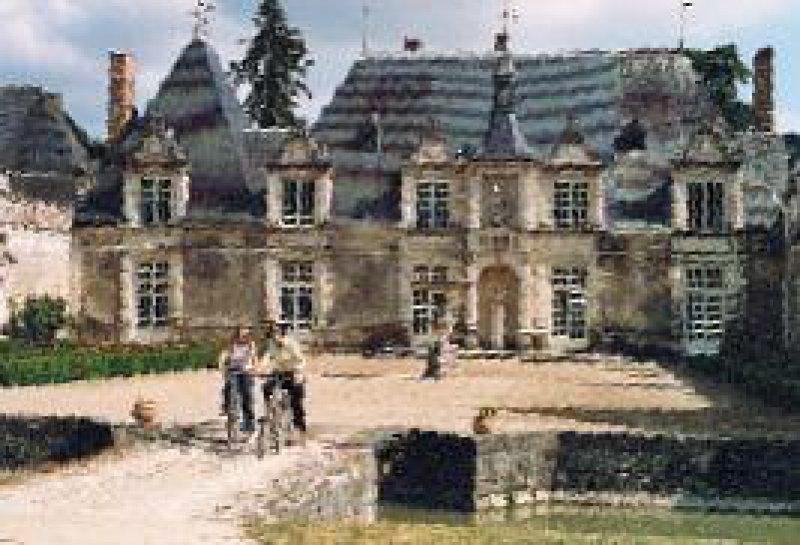 Château deVillesavin. Fotos: Claudia Diemar