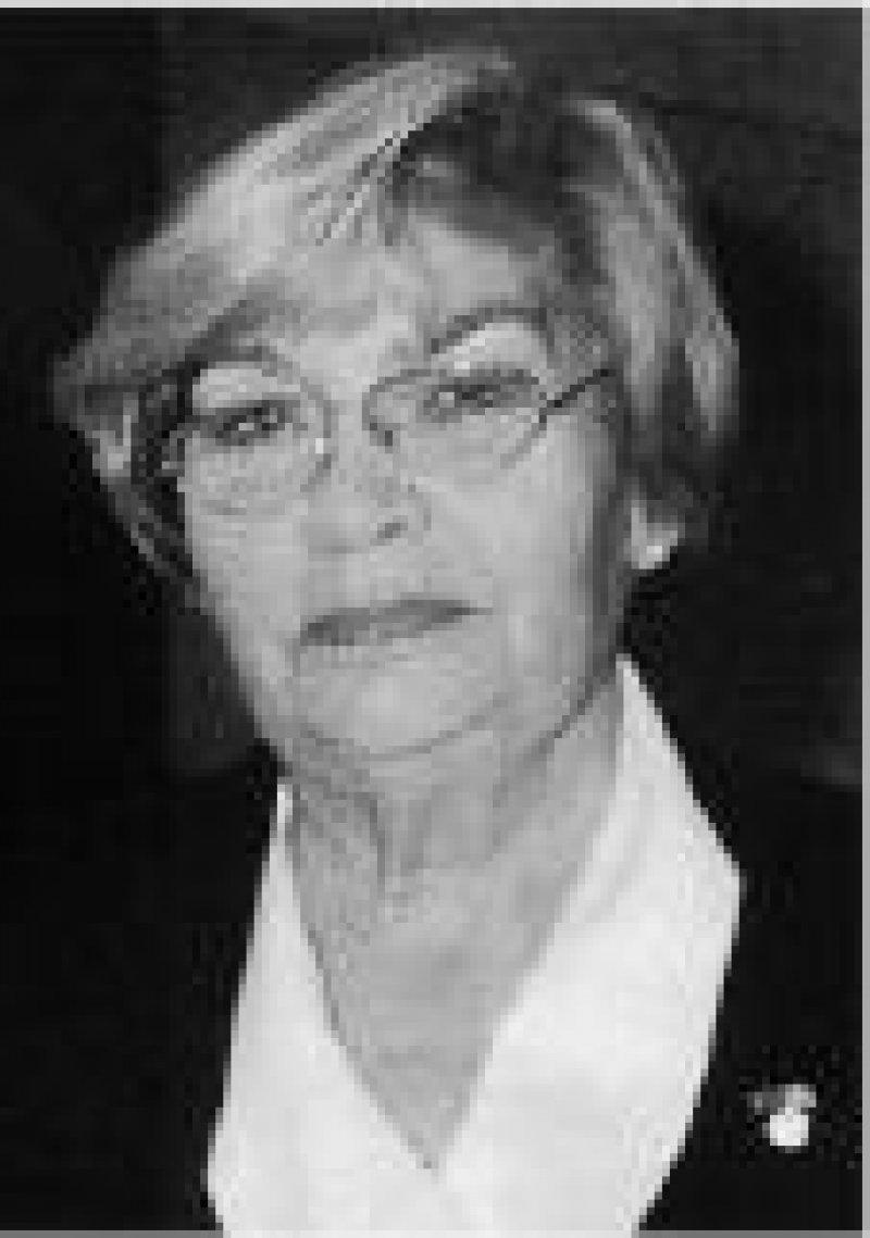 Hedda Heuser-Schreiber Foto: Archiv