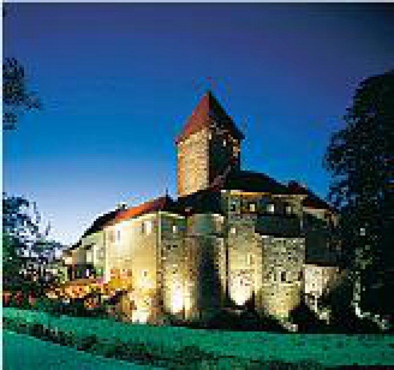 Ausgezeichnete Adresse auch für Heiratswillige: Burg Wernberg