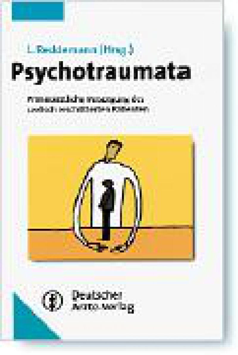 Luise Reddemann (Hrsg.): Psycho- traumata. Primärärztliche Versorgung des seelisch erschütterten Patienten. Deutscher Ärzte- Verlag, Köln, 2006, 204 Seiten, kartoniert, 29,95 €