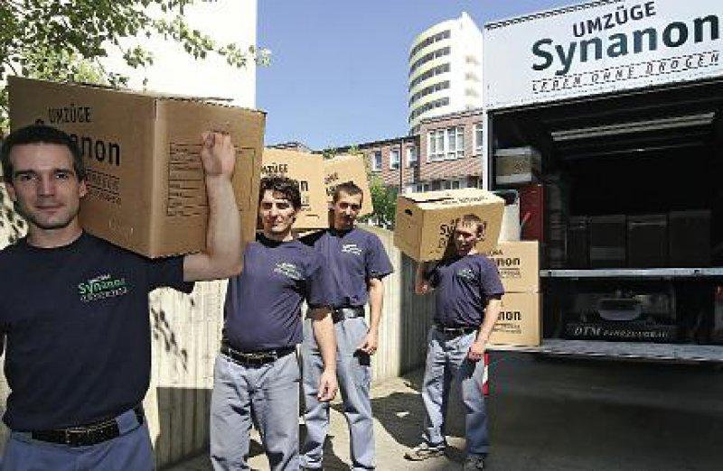 Synanonbewohner müssen selbst mit anpacken, um den Start in ein drogenfreies Leben zu meistern. Foto: Stiftung Synanon