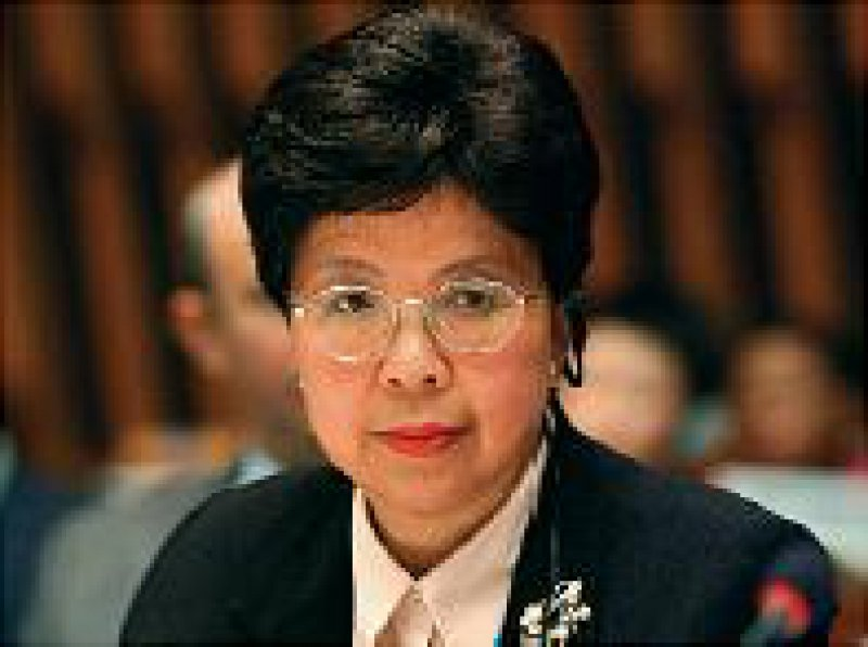 Margaret Chan. Foto: WHO