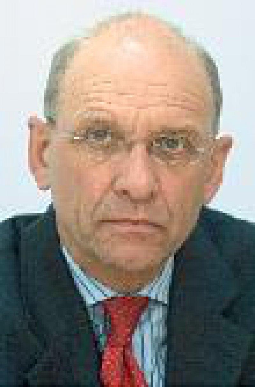 Klaus Theo Schröder. Foto: IPON
