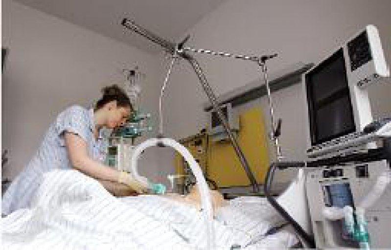 Immer weniger investiert der Staat in die stationäre Krankenversorgung. Foto: dpa