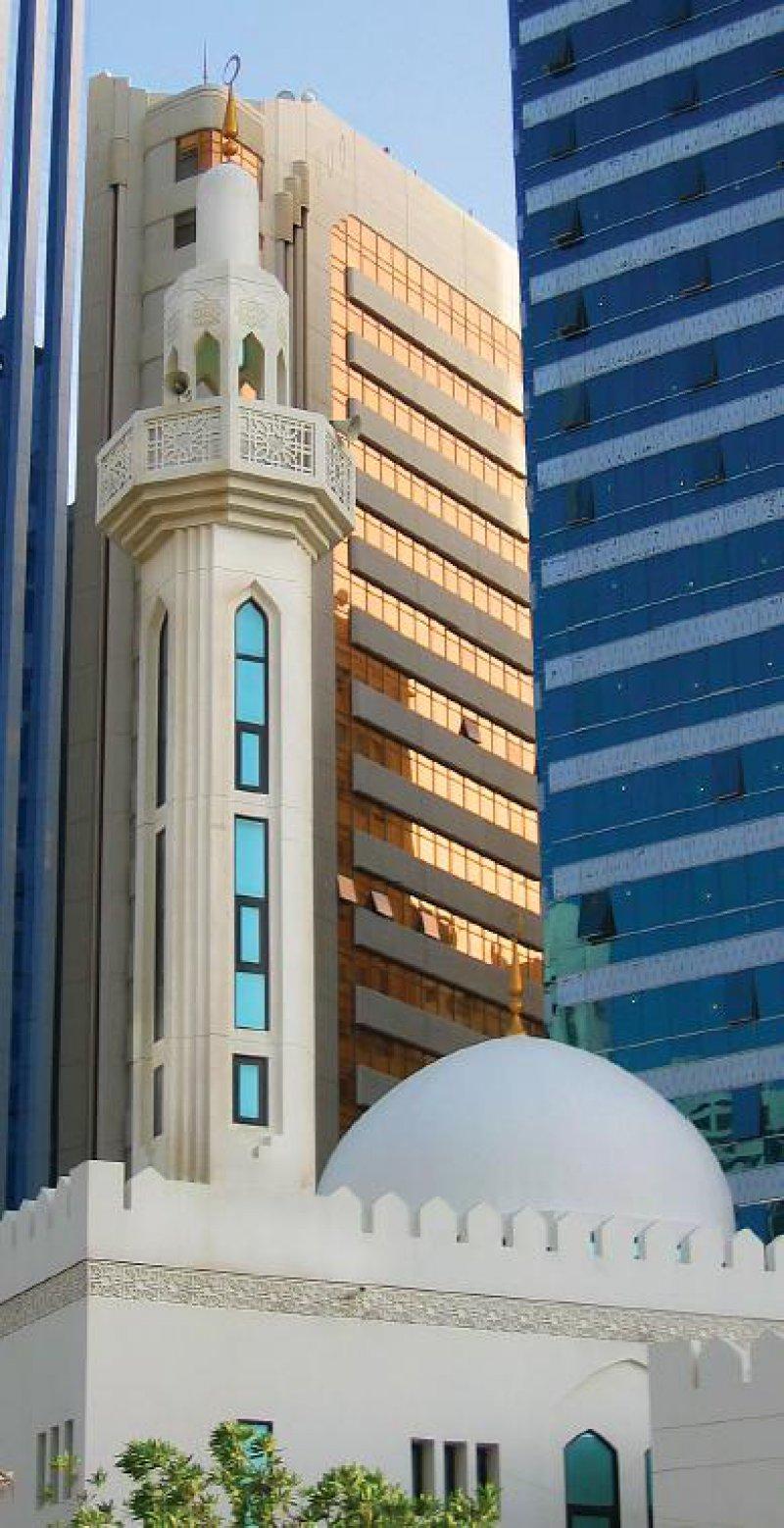 Abu Dhabi: Tradition und Moderne in der selbst ernannten reichsten Stadt der Welt Foto: Fotolia/Lefebvre
