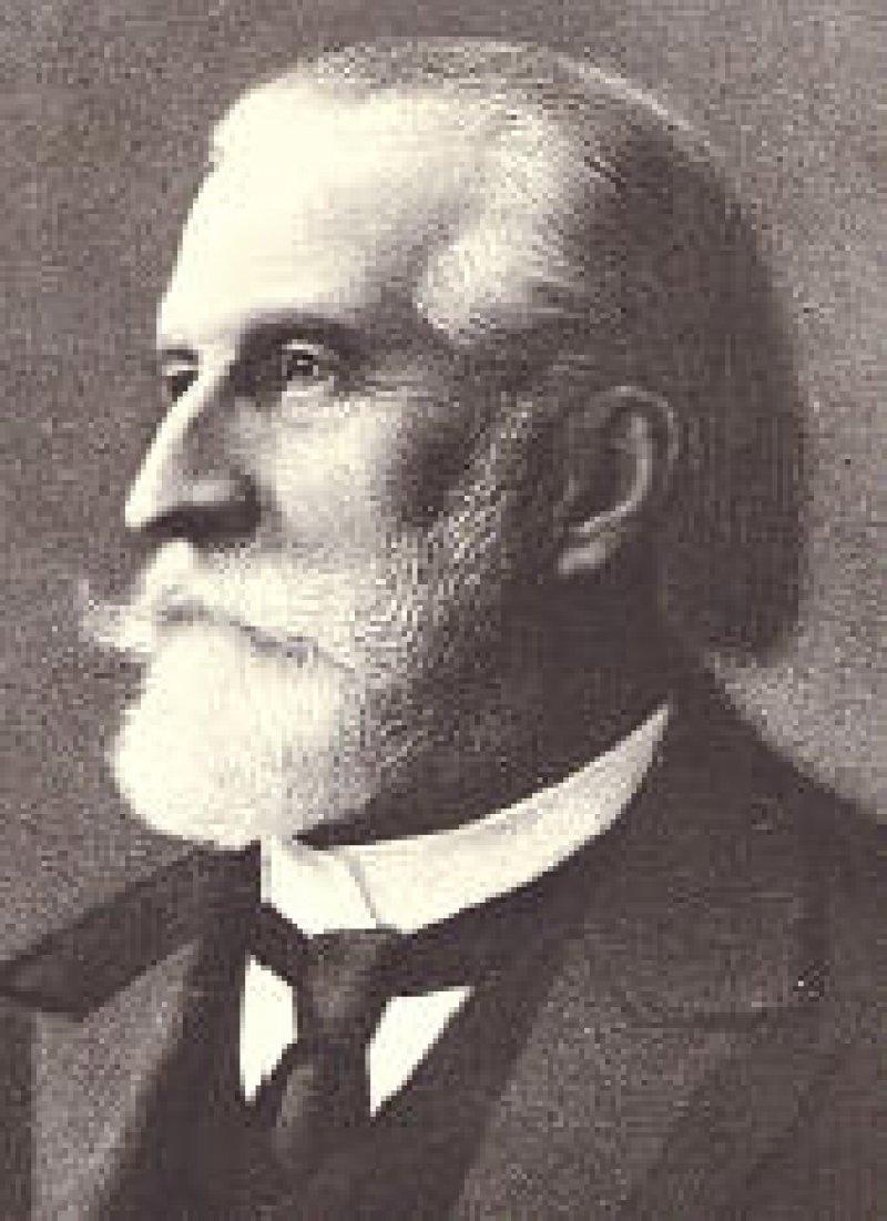 Ernst von Bergmann starb vor 100 Jahren. Foto: Archiv