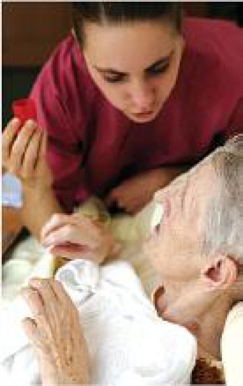 Reform trotz guter Finanzlage: Die CSU plädiert für eine private, kapitalgedeckte Rücklage in der Pflegeversicherung. Foto: Caro