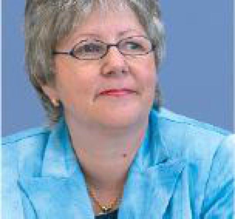 Marion Caspers- Merk bezweifelt, dass mehr Geld benötigt wird. Foto: Ipon