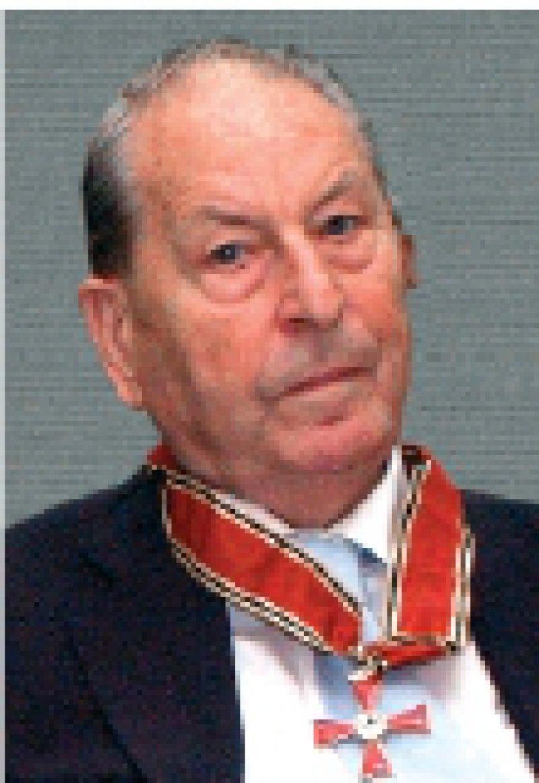 Horst Joachim Rheindorf. Foto: Michael Popovic/ LAEKH