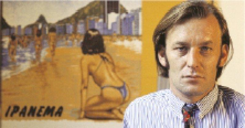 Martin Kippenberger (* 25. Februar 1953 in Dortmund; † 7. März 1997 in Wien). Foto: picture alliance/IMAGNO