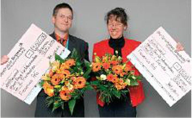 Jörg Reutershan und Inez Frerichs. Foto: Hanseatische Veranstaltungs-GmbH