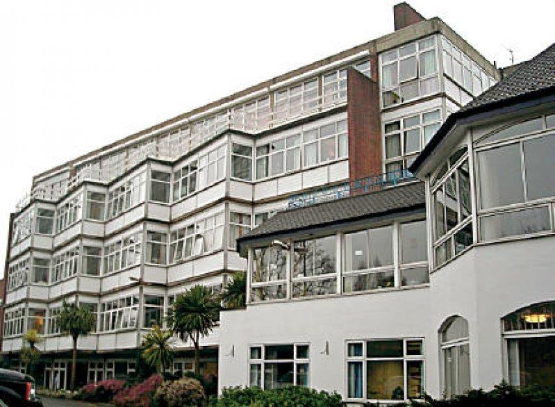 Cicely Saunders gründete vor 40 Jahren im Londoner Stadtteil Sydenham das St Christopher's Hospice. Foto: St Christopher's Hospice