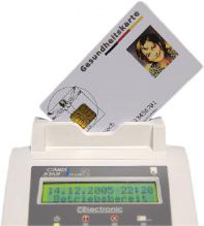 Die Daten der Gesundheitskarte müssen auch bei hoher Netzauslastung schnell und sicher ausgelesen werden. oto: gematik