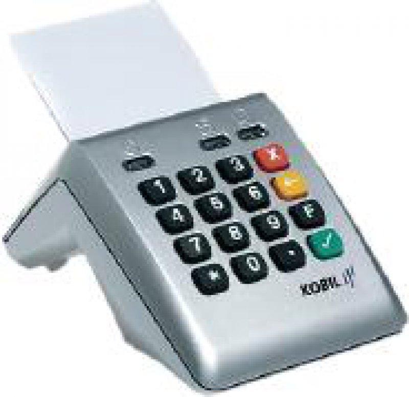 Das für die Gesundheitskarte zugelassene Lesegerät kann auch für den elektronischen Zahlungsverkehr eingesetzt werden.