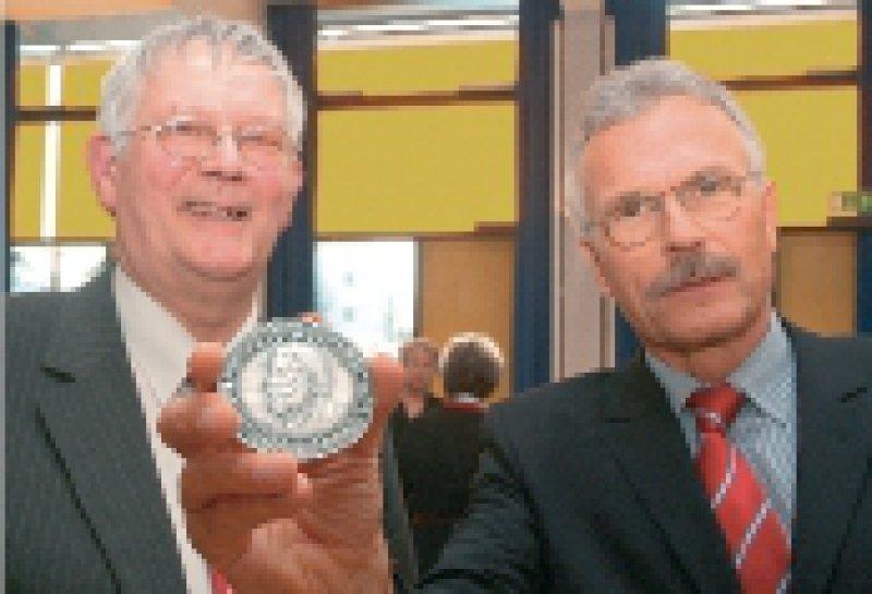 Hans-Joachim Lutz und Armin Dietz (von links). Foto: privat