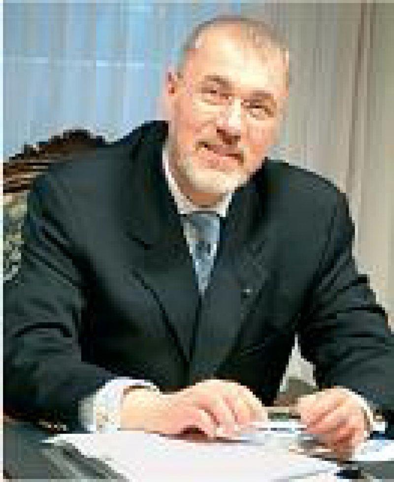 Gerald Kolb. Foto: privat