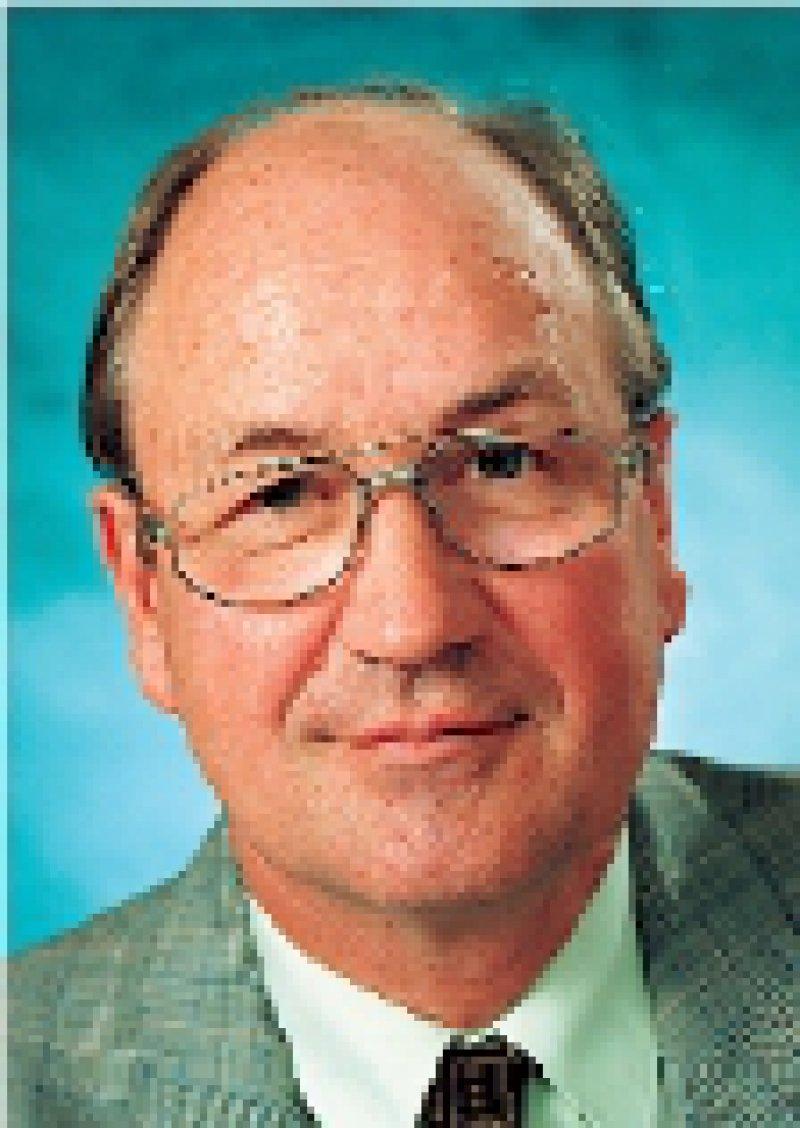 Eckhard Weisner. Foto: KV-SH