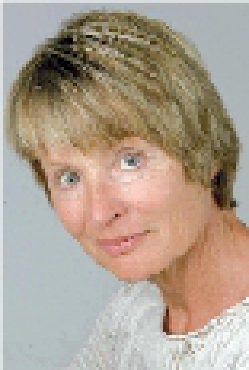 Renate Klöppel. Foto: privat