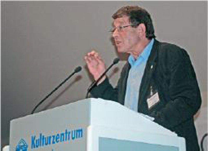 Klaus Bittmann: Parallelorganisationen zu den KVen sind dringlicher denn je. Foto: ÄSGH