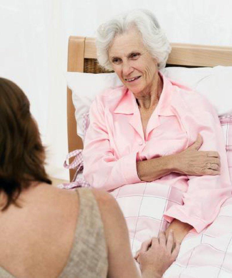 Foto: Lundbeck GmbH Demenz: Eine Herausforderung auch für pflegende Angehörige