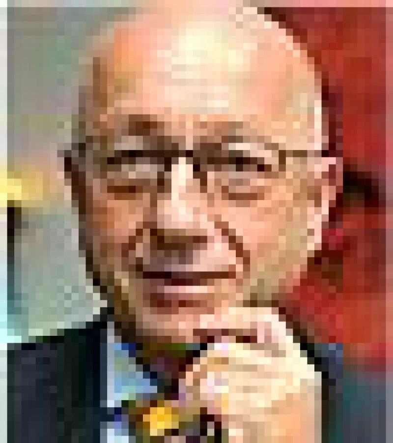 Rolf Höfert, Geschäftsführer des Deutschen Pflegeverbandes