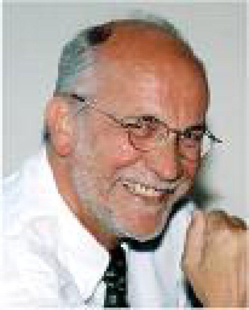 Hans-Konrad Selbmann. Foto: Universitätsklinikum Tübingen