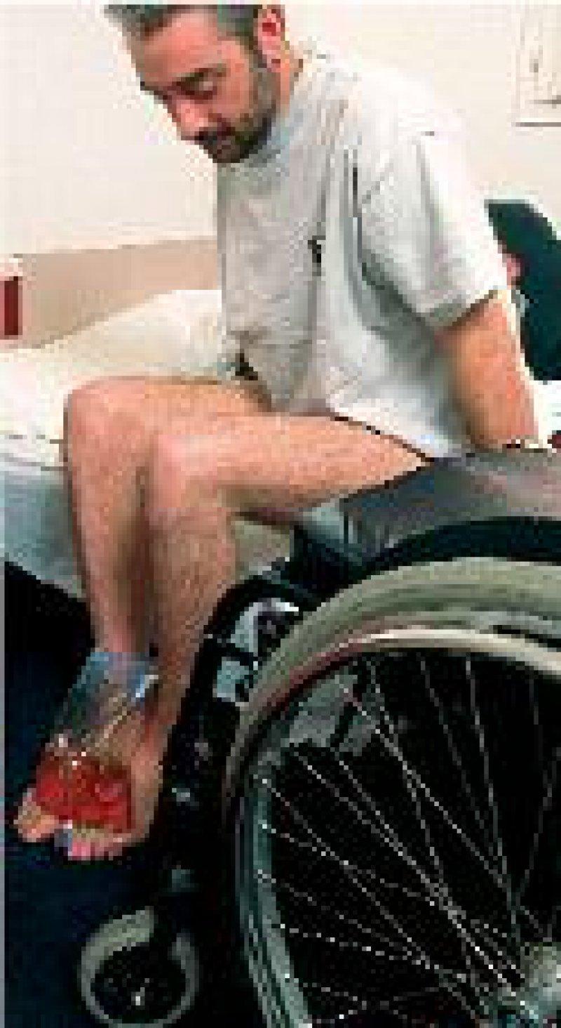 Blasenentleerungsstörung: Bislang waren Betroffene in der Regel auf einen Dauerkatheter angewiesen. Foto: Superbild