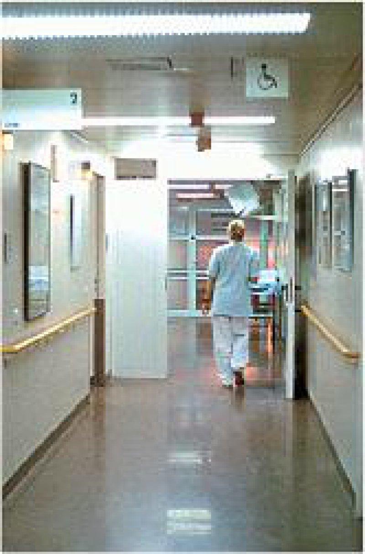 Personalabbau in den Krankenhäusern, vor allem zulasten des Pflegedienstes, geht weiter. Foto: Keystone