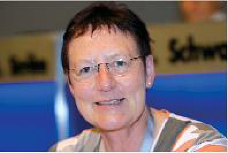 Ursula Stüwe. Foto: Bernhard Eifrig