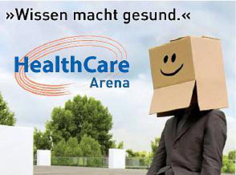 Seit 15 Jahren informiert die HealthCare Arena – neuerdings innerhalb der Learntec – über aktuelle Lösungen aus verschiedenen Bereichen des Gesundheitswesens.