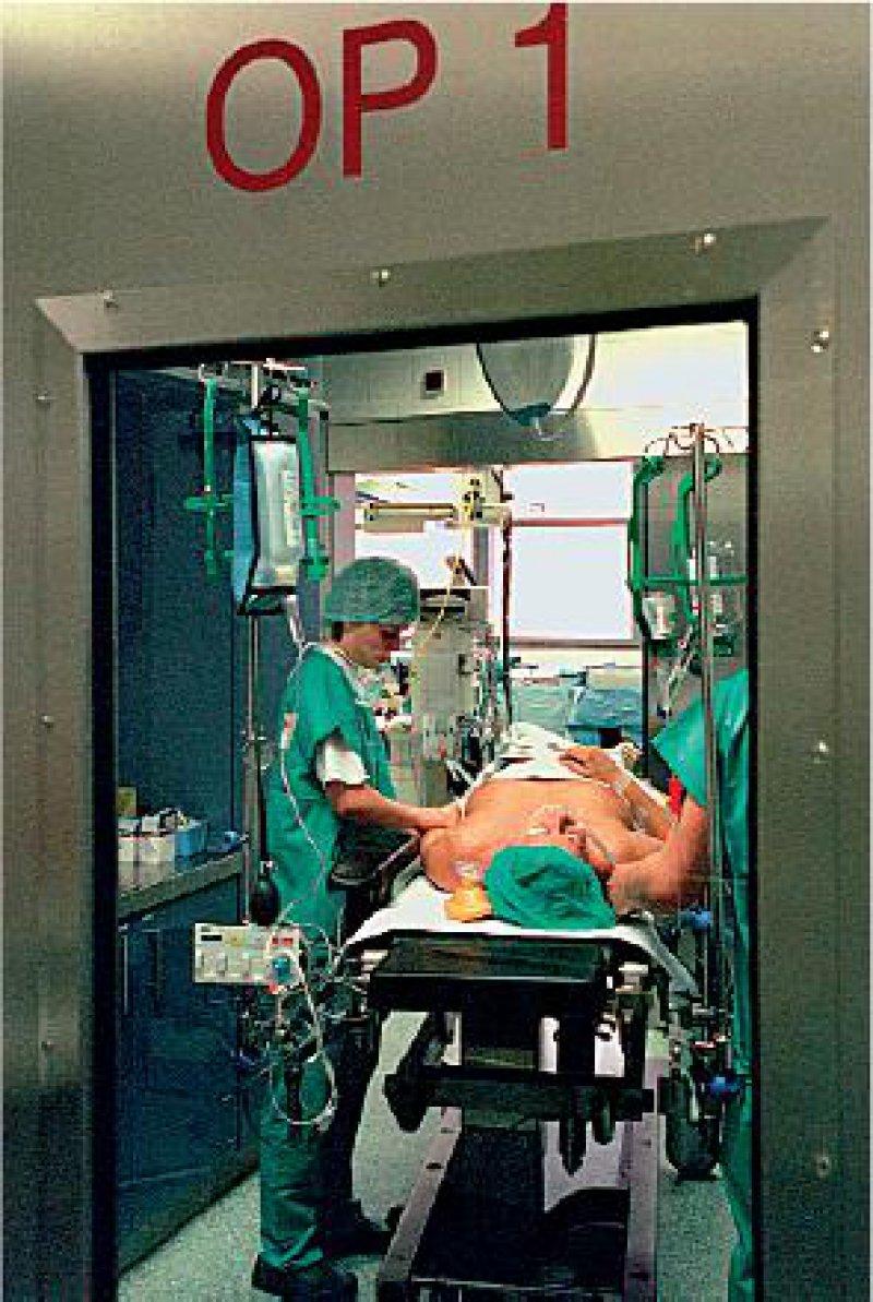 Schnittstelle zwischen Krankenhaus und Praxis – das Belegarztsystem stärkt die sektorübergreifende Versorgung.