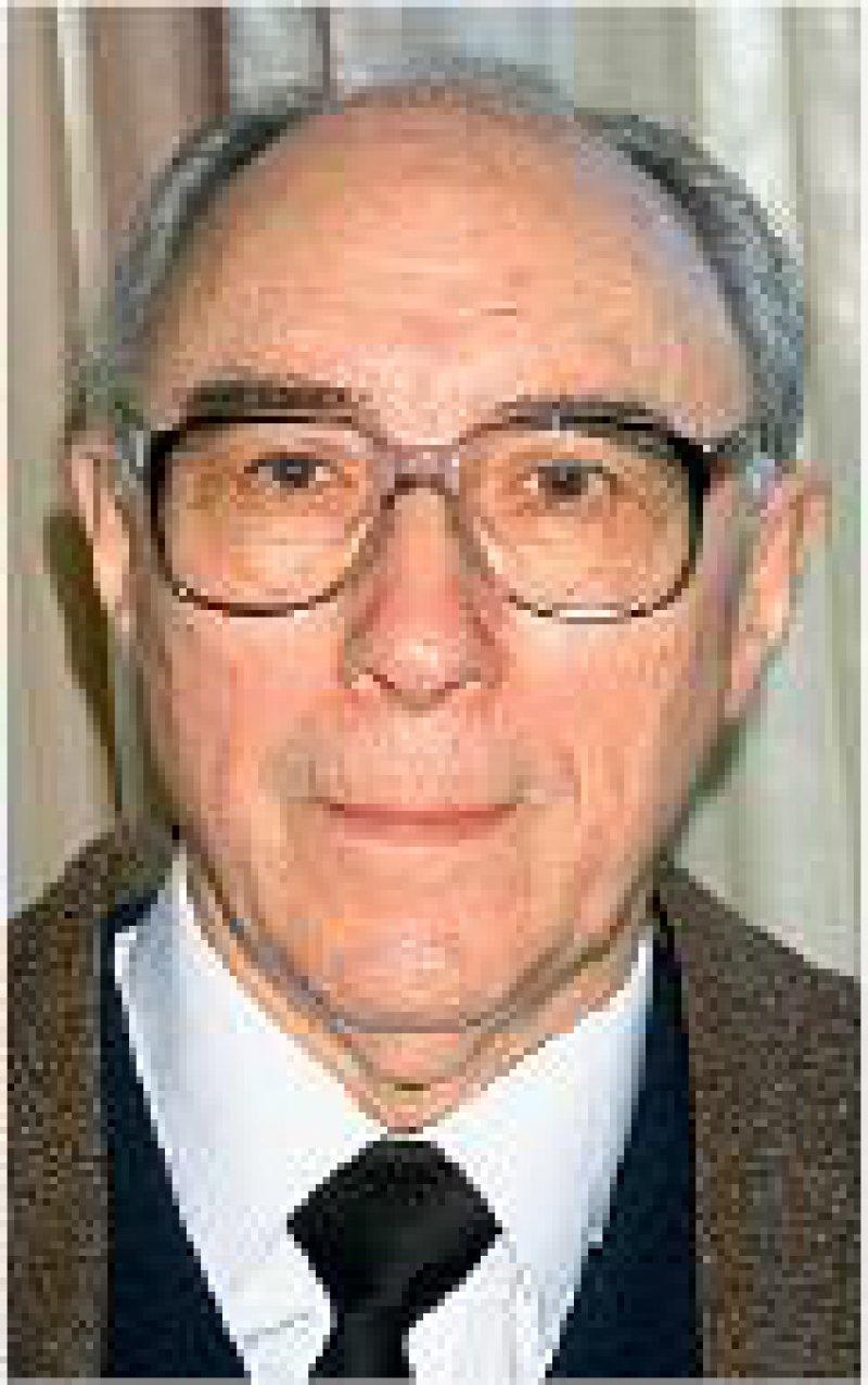 Paul Erwin Odenbach. Foto: privat