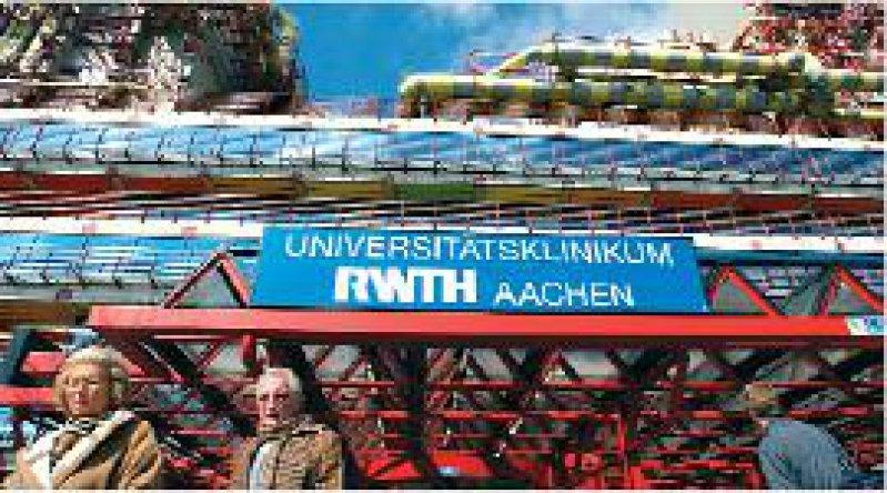 Bis dato einmalige Lösung: Die Unikliniken Aachen und Maastricht wollen sich zu einer europäischen Universitätsklinik zusammenschließen. Foto: dpa