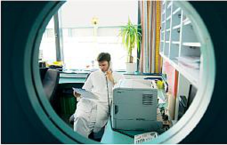 Nie mehr Befunden hinterhertelefonieren: Diesem Ziel will man bei der Rhön-Klinikum AG näher kommen. Foto: VISUM