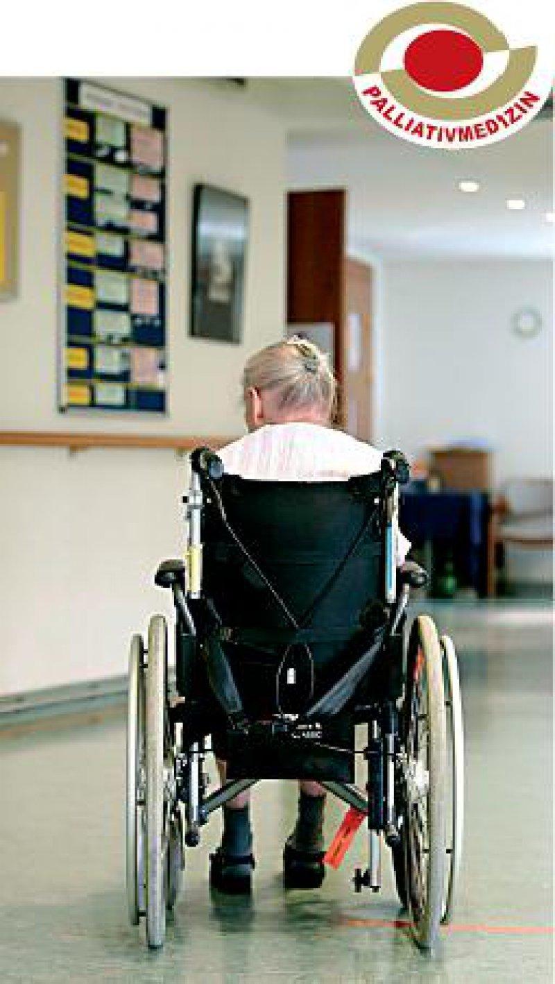 Das palliativmedizinische Angebot lässt in den meisten Ländern noch zu wünschen übrig. Auch der Europarat sieht Verbesserungsbedarf. Foto: picture-alliance/epa
