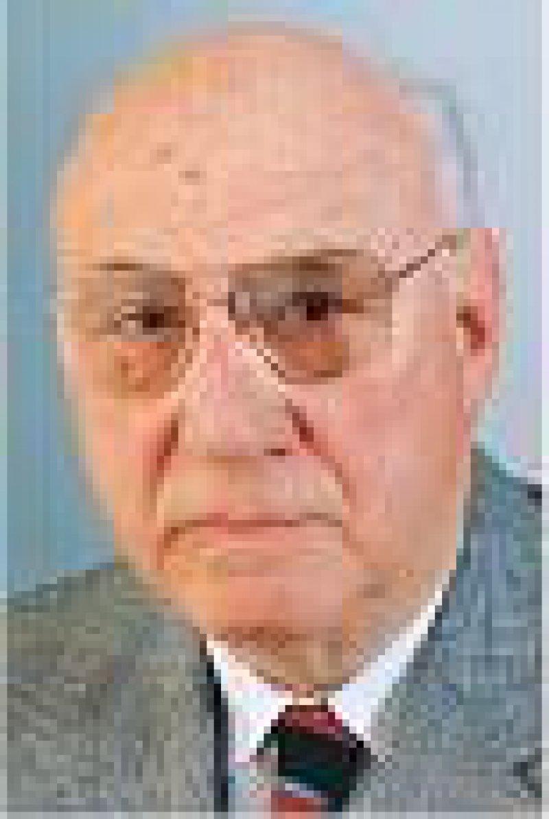Herbert Fischer. Foto: Bezirksärztekammer Trier