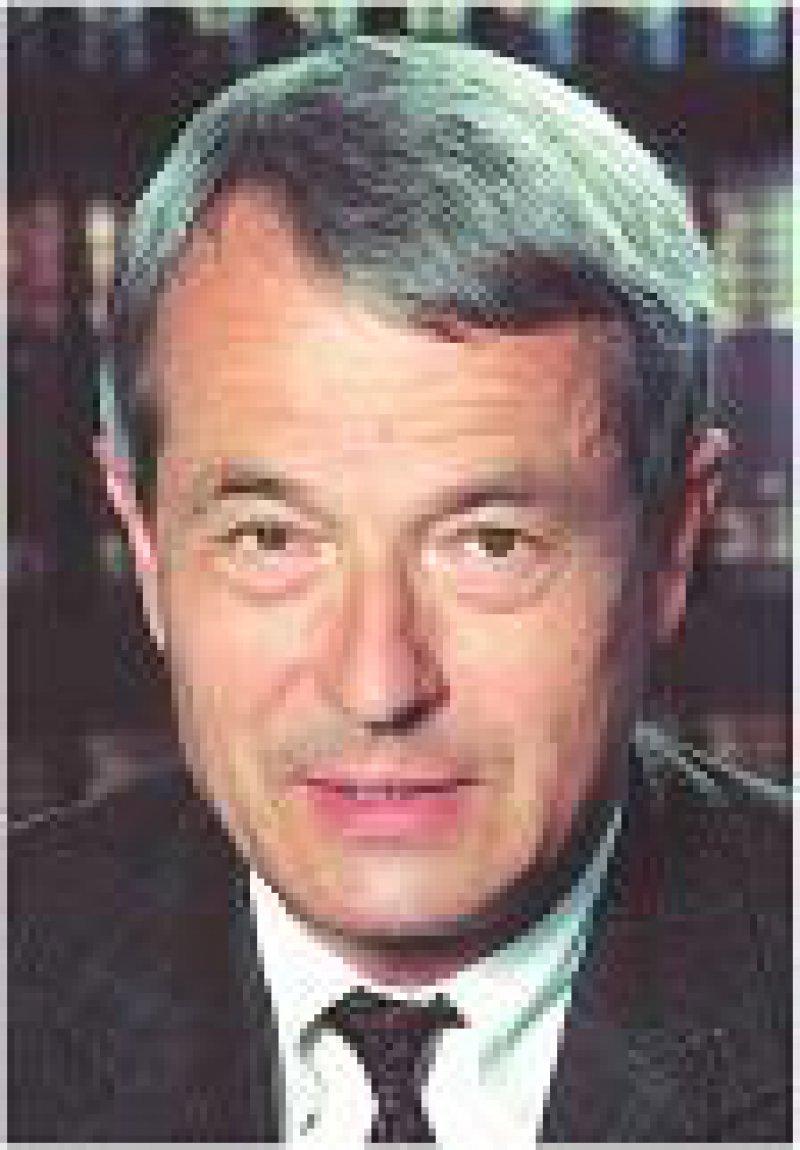 Reinhard Grunwald. Foto: DFG