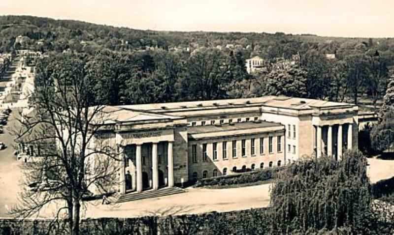 Ort der konstituierenden Hauptversammlung: das William G. Kerckhoff-Institut in Bad Nauheim. Foto: William G. Kerckhoff-Stiftung