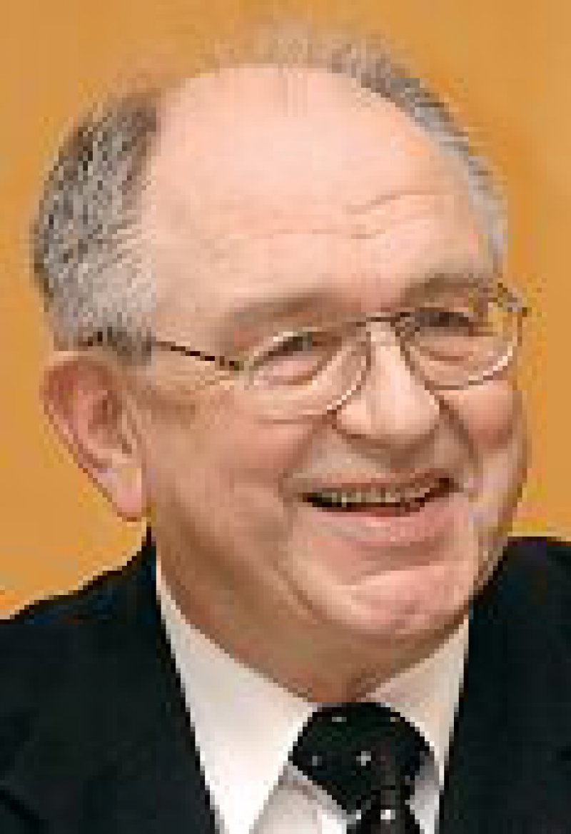 Werner Franke Foto: DHV